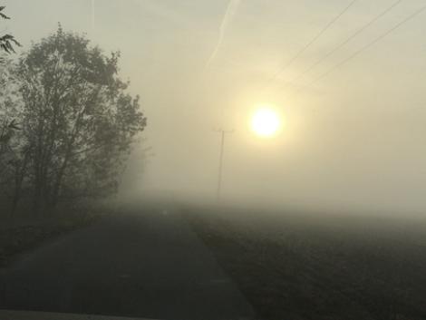 Egyelőre nem szűnik meg a köd