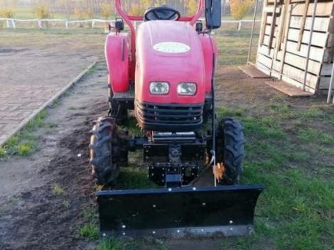Traktort loptak egy jászberényi tanyáról – elfogták őket