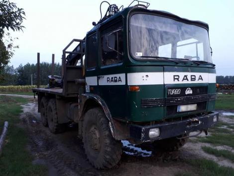 Erdészeti traktorok, teherautók és daruk az Agroinform Piactérről