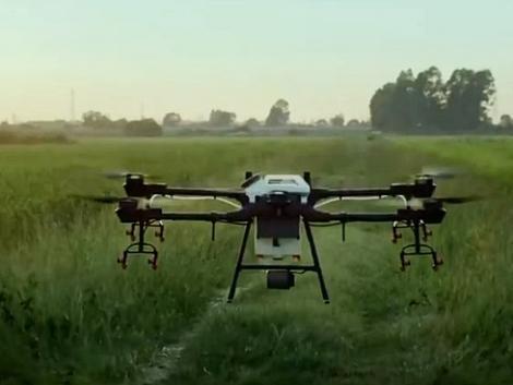Robbanás előtt a mezőgazdasági drónos monitoring