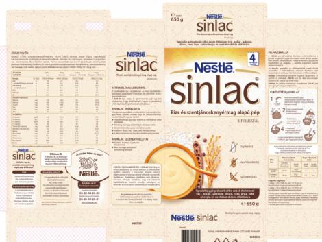 Szennyezett tápszert hívott vissza a Nestlé