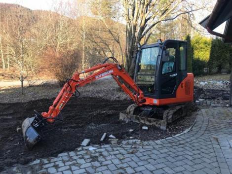 Építkezés kis vagy nagy volumenben – ezekben a gépekben megbízhatsz – VIDEÓ