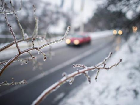 A Dunántúlon ónos esőre, a hegyekben havazásra kell készülni