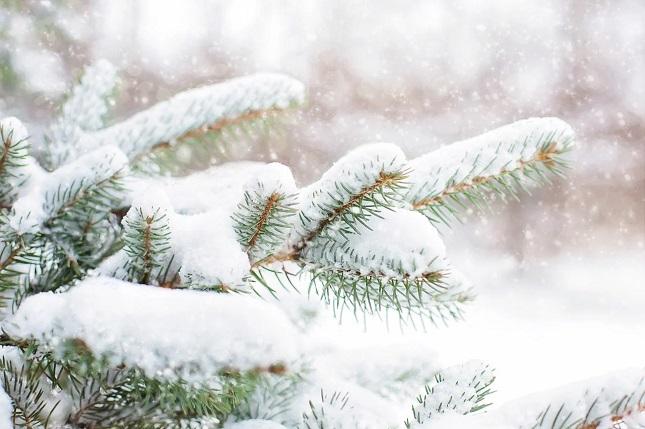 karácsony havazás