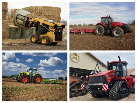 Rakodógép-vásárlás, helyrerázódó traktorpiac és egy CASE IH Quadtrac
