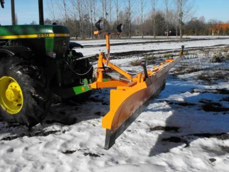 Megoldás a hólapátolásra? Itt találsz traktorra csatlakoztatható és önjáró megoldásokat!