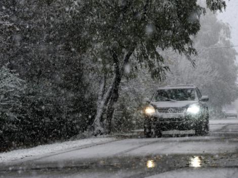 Az eső havas esőzésbe és havazásba is átválthat