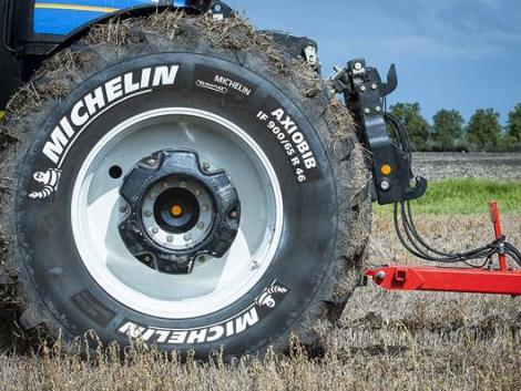 Kétmillió forintnyi üzemanyag-megtakarítás a megfelelő nyomáson használt Michelin Ultraflex abroncsokkal