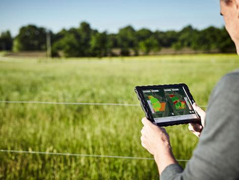Egy digitális felület gazdálkodóknak, ami segít elérni a lehető legjobb megtérülést