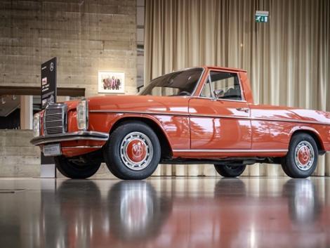 Mercedes-Benz pickup – Gazdáknak tervezték, ma a gyűjtők álma