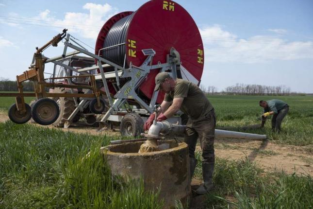 mezőgazdasági kút