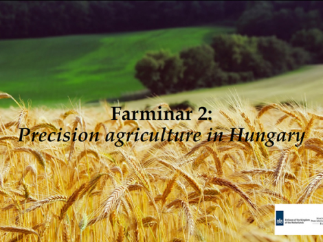 A családi gazdaságok és a precíziós gazdálkodás – Farminár