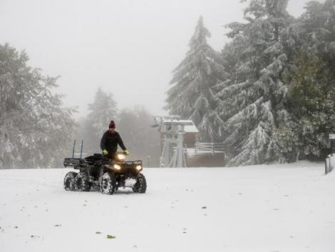 Végre beköszönt az igazi tél?