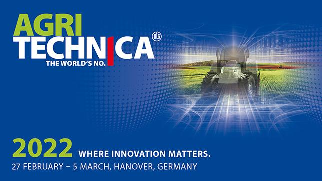 Agritechnica kiállítás