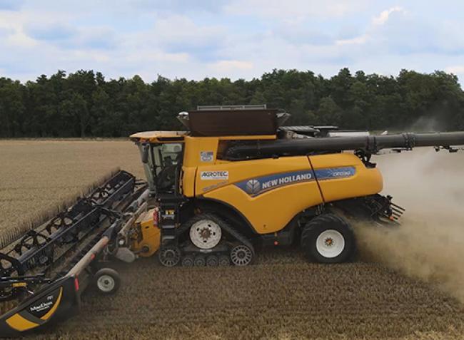 Mezőgazdasági gépbemutató online, gazdáktól gazdáknak – AGROTEC