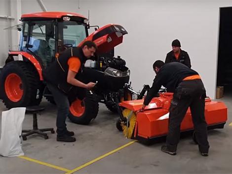 Tanulj Kubota gépekkel! Speciális gépszerelő képzés indul a Két-KATA Kft. támogatásával