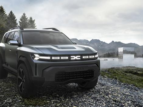 Új luxusterepjáró születik a Dacia-Lada szövetségből