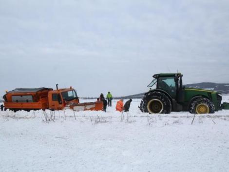 Rossz hír a gazdáknak: elolvad a hótakaró