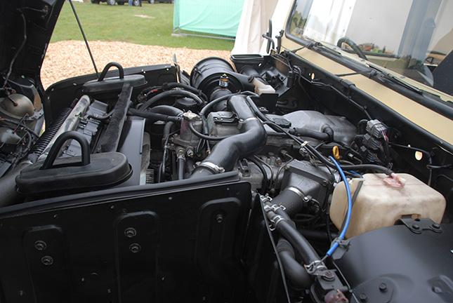toyota mega cruiser motor