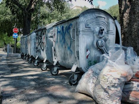 Elmeszelte az Alkotmánybíróság az új hulladékgazdálkodási törvényt
