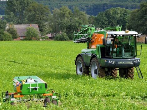 A gépek nem csak gépek többé – a mesterséges intelligencia térnyerése az agráriumban