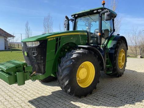John Deere traktorok az Agroinform Piactérről
