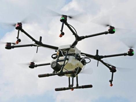 100 hektár trágyázása drónnal – hol tart az agrárdrónok fejlesztése?