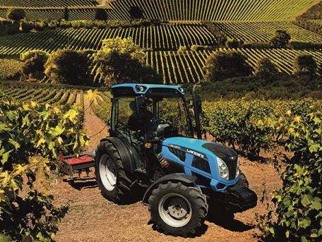 A Landini kompakt hibrid traktorába rögtön beleszeretsz