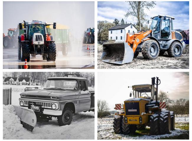 Tippek traktorvásárláshoz, Rábák a havas szántón és egy terepjáró-különlegesség