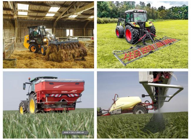 Gépújdonságok, információk a gumiabroncson és a gazdák kedvenc traktorai