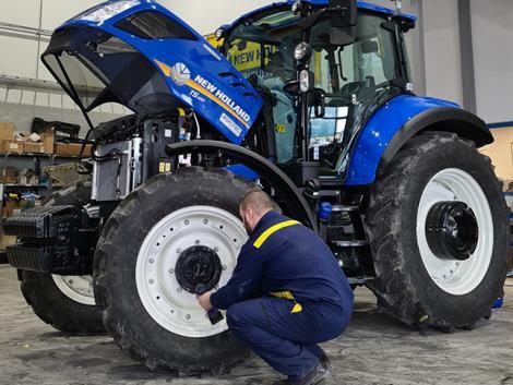 Mezőgazdasági gumiabroncs- és felnicsere a szezonra: így spóroljunk szakszerű vásárlással!