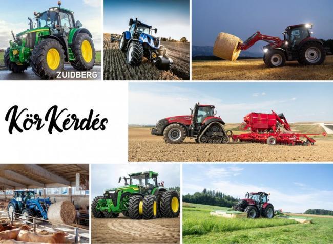 Nézz körül a jobbnál jobb traktorkiegészítők között!