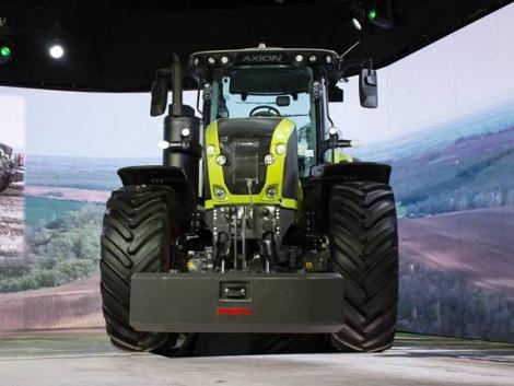 Egyre nagyobb teljesítményű traktorokat keresnek a gazdálkodók