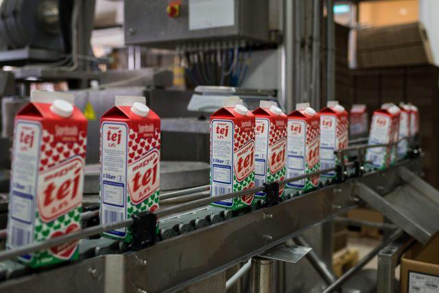 A tejtermelők költségei 15-18 százalékkal nőttek.