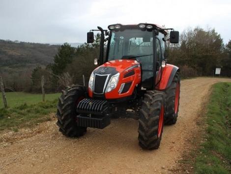 Hatékonyan, biztonságban szeretne dolgozni? Akkor a Kioti traktorokba bele fog szeretni