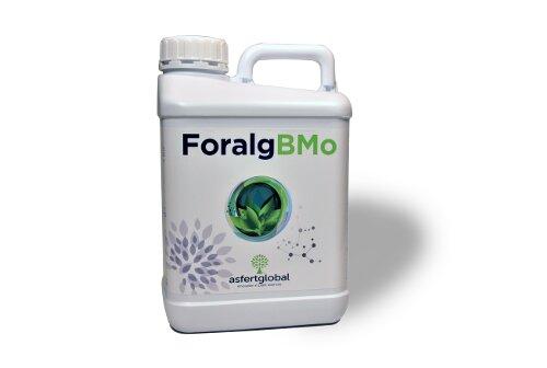 FORALG BMo kiváló bioaktív és növényt tápláló tulajdonságokkal rendelkező, erőteljesen koncentrált speciális tengeri alga kivonat