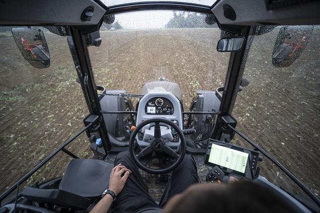 Valtra G széria traktorfülke