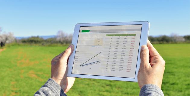 5G IoT precíziós gazdálkodás
