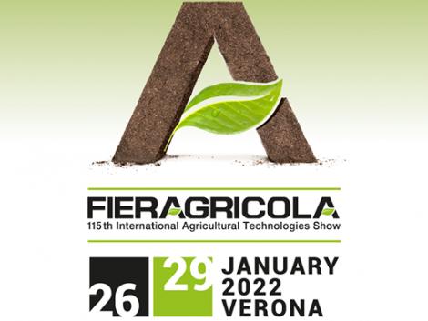 Fieragricola 2022 – veronai mezőgazdasági kiállítás