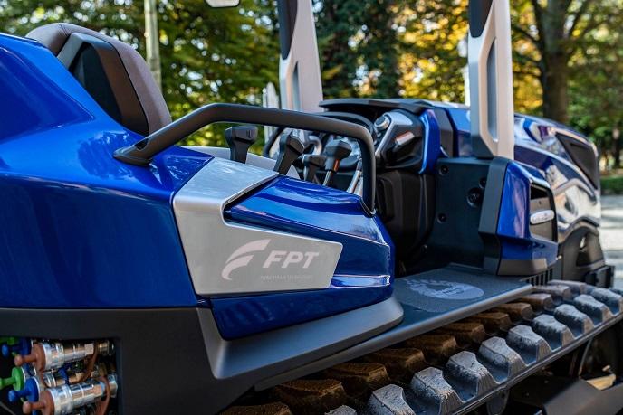 FPT metán motor