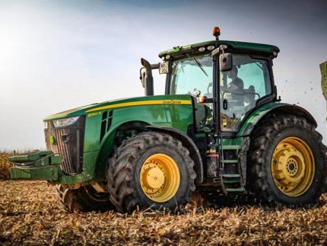 Idén már több mint 400 új traktort vettek a magyar gazdák
