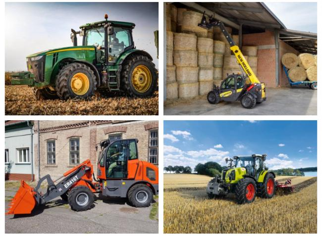 Egy ügyes kis mindenes, gépújdonságok és traktorpiaci helyzetkép