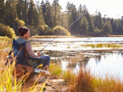 A vírus hatására a horgászat a korábbinál is népszerűbb