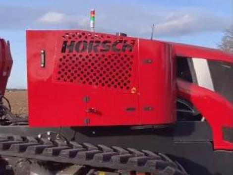 Új terepen a Horsch: autonóm szállítójárművet fejlesztenek