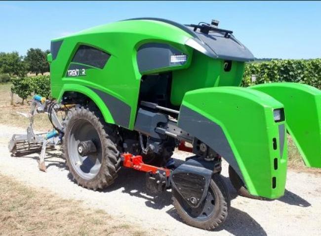Egy igazi csodabogár traktor