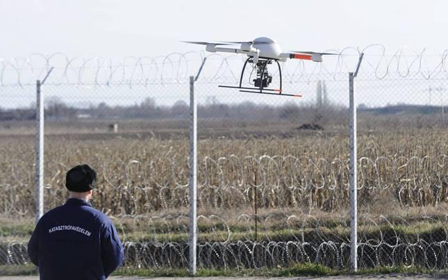 drónpilóta, drón
