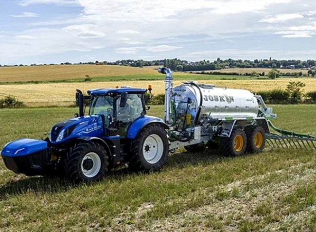 Az év New Holland újdonságai – új gázüzemű traktor is a piacon!