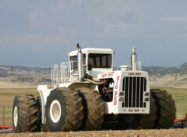 Big Bud traktor történelem – túlélők nyomában! Óriások, ahogyan még Te sem láttad őket! – Videók