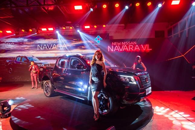 Nissan Navara terepjáró
