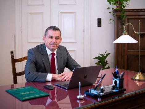 Dr. Gyuricza Csabát jelölték az óriás agráregyetem rektorának
